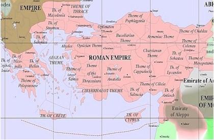Byzantine Influeance 1000