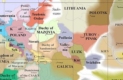 Polish Influeance 1300