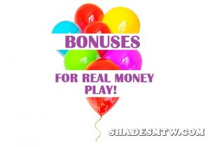 Bonuses for Real Pokies